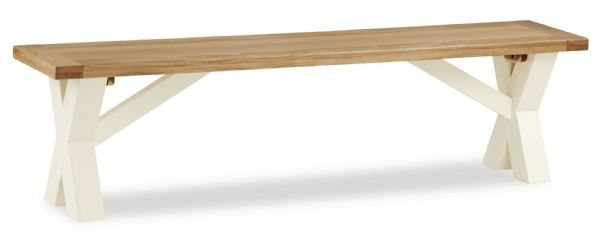 Country Cross leg Bench